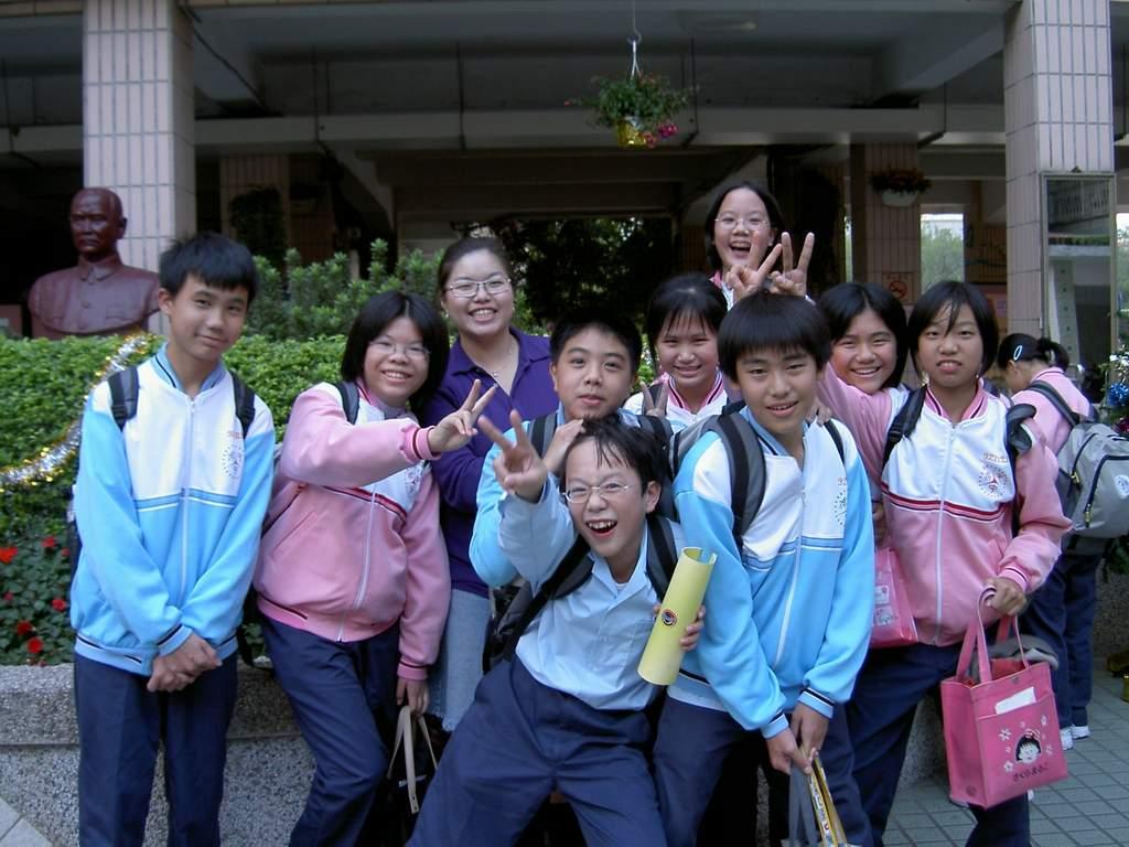 2003年得勝者事工於長安國中